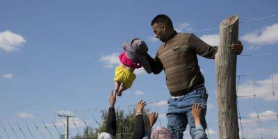 La organización Boaz Trust, encargada de buscar asilo a aquellos que migran hacia Manchester informa que debido a la fotografía del cuerpo del pequeño Aylan Kurdi, muchas familias se ofrecieron para recibir migrantes en su casa: Foto:Getty Images