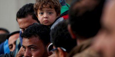 Esto, con el fin de dialogar sobre la reubicación obligatoria de refugiados. Foto:Getty Images