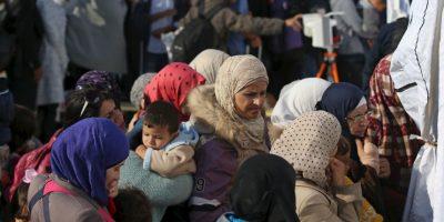 """Ya que algunos países han mostrado su desacuerdo con las """"cuotas"""" que deben cumplir. Foto:Getty Images"""
