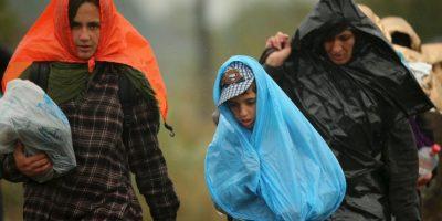 El gobierno intenta controlar la oleada masiva de inmigrantes y refugiados. Foto:Getty Images