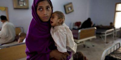 Mientras que el 13% de los niños menores de cinco años padece desnutrición aguda en el mundo Foto:Getty Images