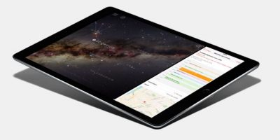 """""""Es realmente grande, pero tener una pantalla de ese tamaño en el contexto de trabajo tiene amplias ventajas"""" Foto:Apple"""