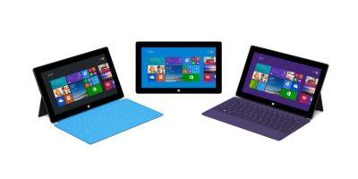 Varios fabricantes de computadoras personales cuyos productos tradicionalmente ejecutan sistemas operativos de Microsoft se han sentido marginados por la percepción de que la nueva tableta Surface RT reemplazará sus productos Foto:Microsoft