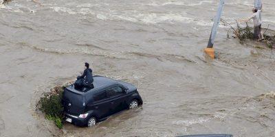 Japón ha puesto mucho énfasis en la prevención de desastres desde que un terremoto y tsunami en 2011 provocaron la muerte de 20 mil personas Foto:AP