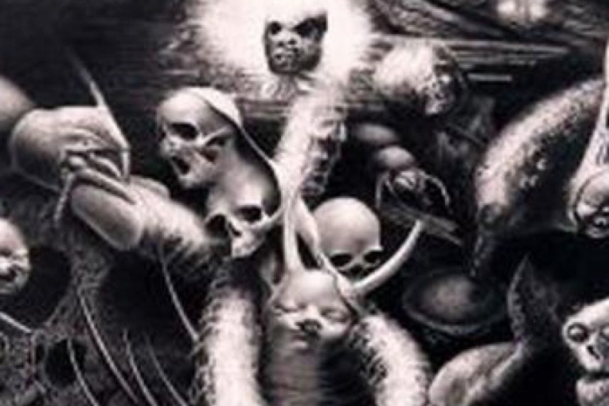 """Blogs cristianos extremistas, como BiblicalTimes, afirman que esta hora es la mitad de lo que representa el """"666"""", número """"maligno"""" por antonomasia. Foto:vía Tumblr"""