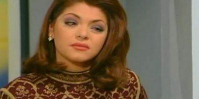 Fue interpretada por Itatí Cantoral a sus 20 años. Foto:vía El Canal de las Estrellas