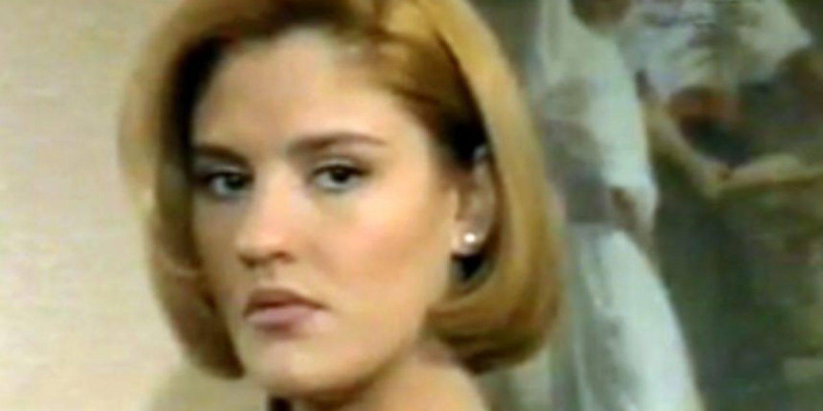 """Chantal Andere era la altiva """"Angélica"""" en """"Marimar"""" (1994) Foto:vía El Canal de las Estrellas"""