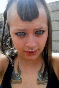 16. Puede que esta chica lo esté dudando. Foto:Imgur