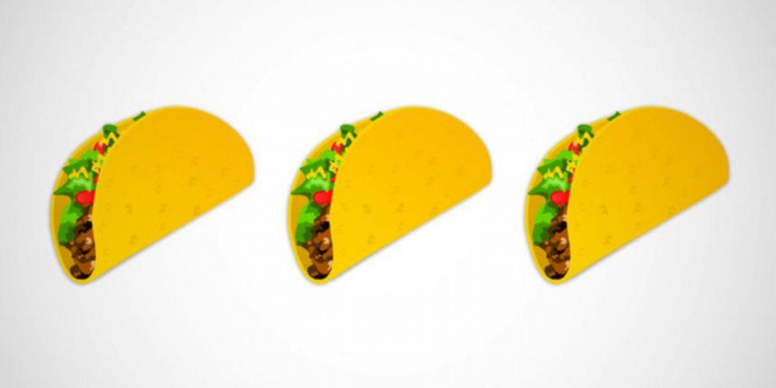 Taco Foto:Emojipedia