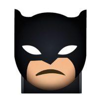 Batman Foto:Emojipedia