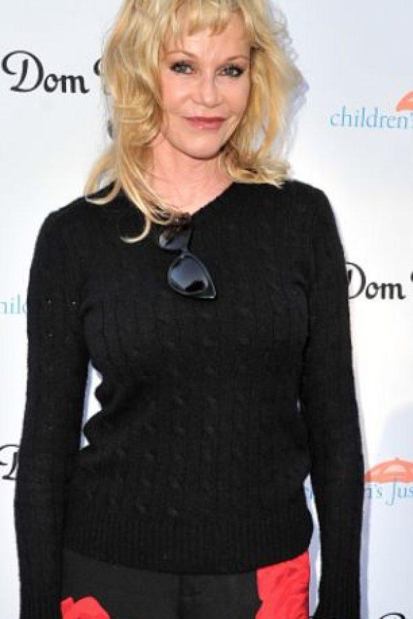 """Su último gran papel fue """"Lolita"""", en 1997. Foto:vía Getty Images"""
