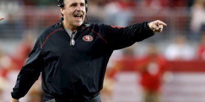 10. Siete nuevos entrenadores en jefe para esta campaña: Jim Tomsula (San Francisco) Foto:Getty Images