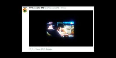 Este fue el polémico tuit que fue publicado en la cuenta del CP Cacereño. Foto:Vía twitter.com/CPCacerenoSAD
