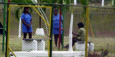 En la lista de indultados se incluyen mujeres. Foto:Getty Images