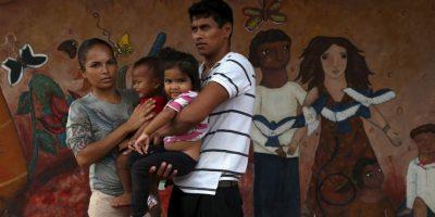Y el país con las peores condiciones para hacerlo es Honduras. Foto:Getty Images