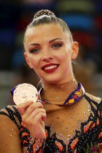 3. Melitina Staniouta (Bielorrusia) Foto:Getty Images