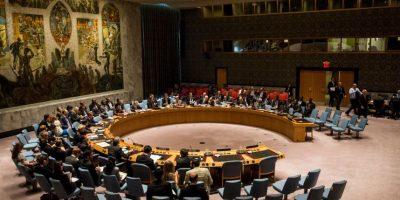 Las Naciones Unidas nacieron oficialmente el 24 de octubre de 1945. Foto:Getty Images