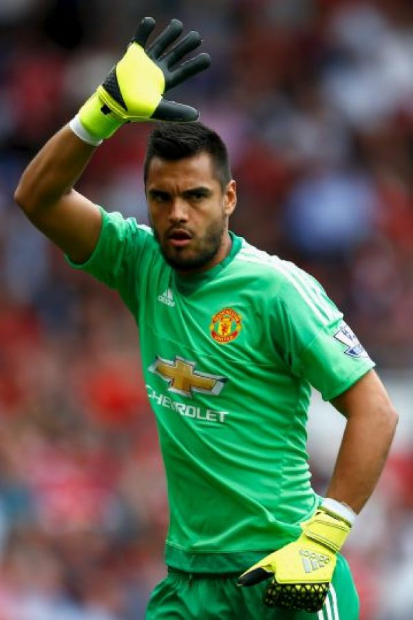 6. Sergio Romero (Manchester United/Argentina) Foto: Getty Images