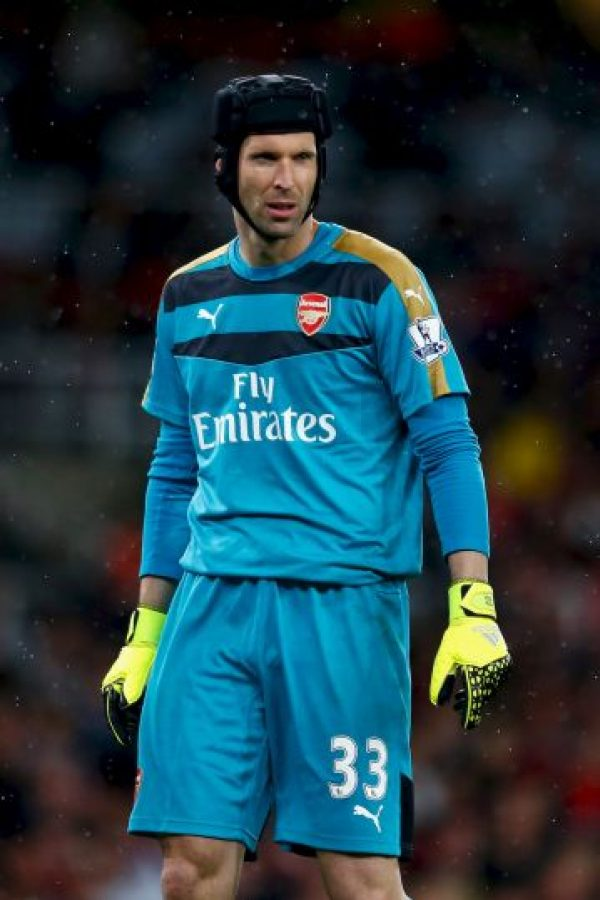 8. Petr Cech (Arsenal/República Checa) Foto: Getty Images