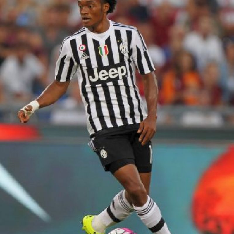 3. Juan Cuadrado (Juventus/Colombia) Foto: Getty Images