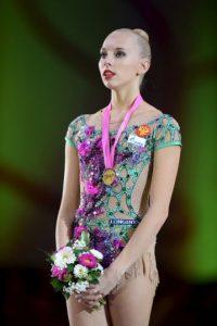 1. Yana Kudriavtseva (Rusia) Foto:Getty Images