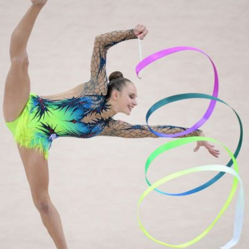 6. Katsiaryna Halkina (Bielorrusia) Foto:Getty Images