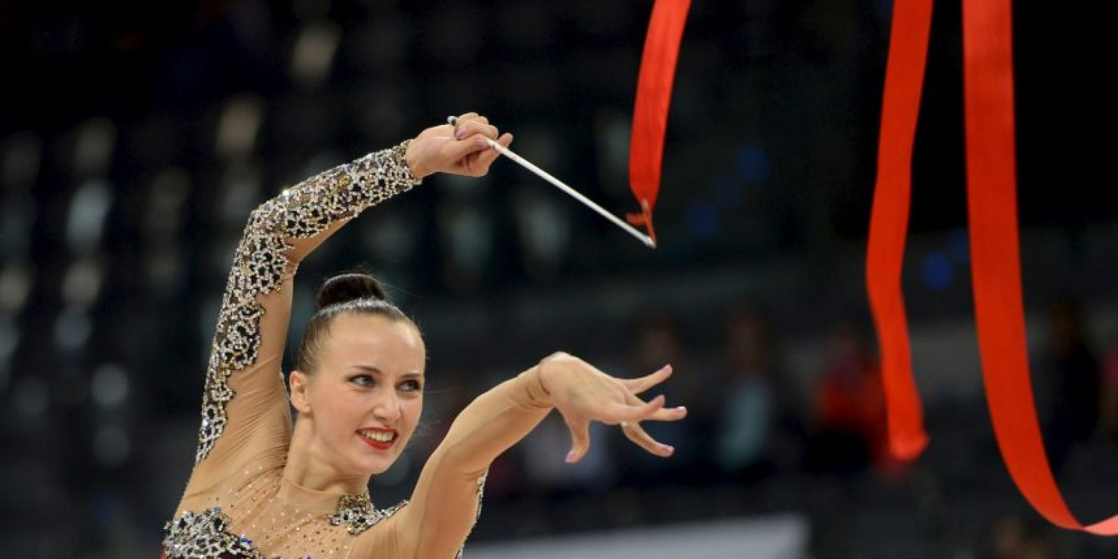 5. Ganna Rizatdinova (Ucrania) Foto:Getty Images