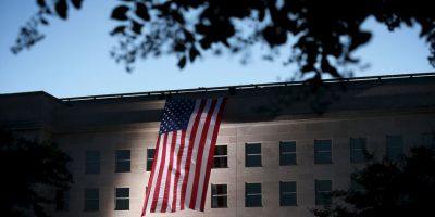 El Pentágono también recordó el histórico suceso. Foto:Getty Images