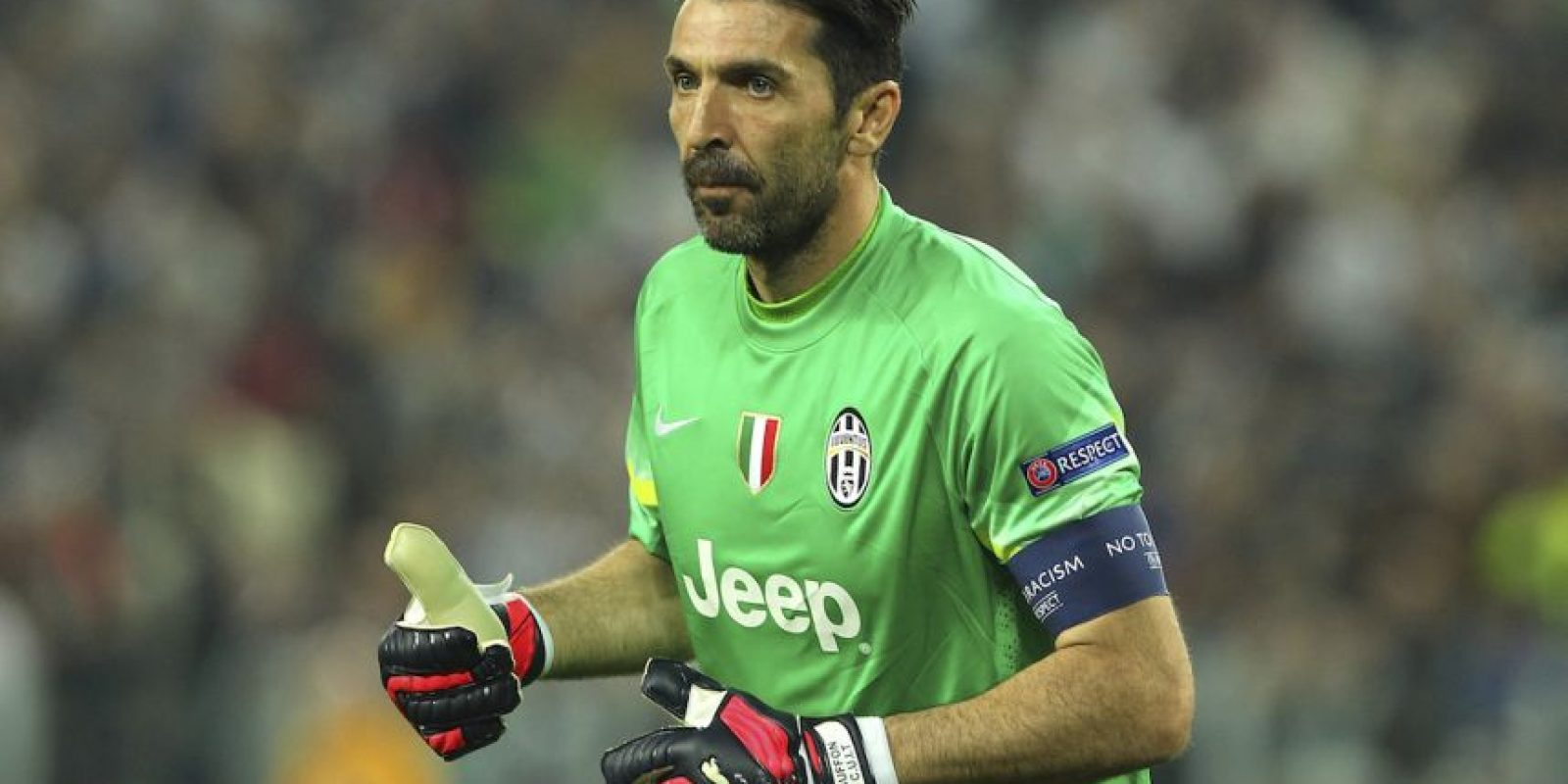4. Gianluigi Buffon (Juventus/Italia) Foto: Getty Images