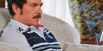 """Pablo Escobar en """"Tres Caínes"""" Foto:R.T.I."""