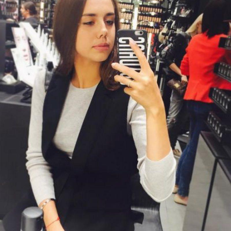 Tiene 19 años. Foto:Vía instagram.com/ritamamun