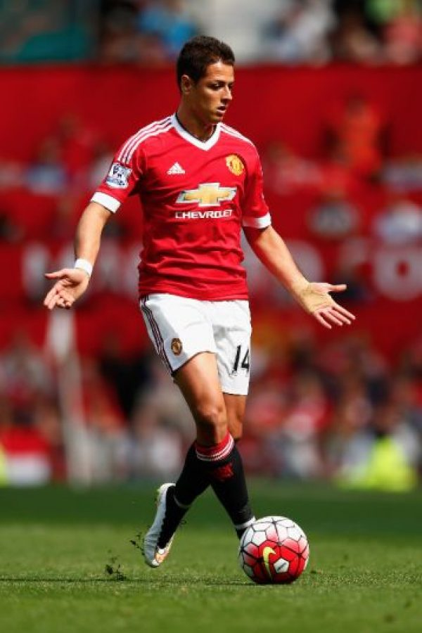 3. Javier Hernández Foto: Getty Images