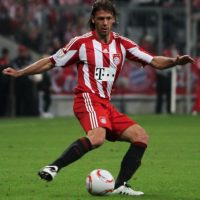 Tuvo diferencias verbales con el DT holandés en su etapa en el Bayern y salió del equipo. Foto:Getty Images