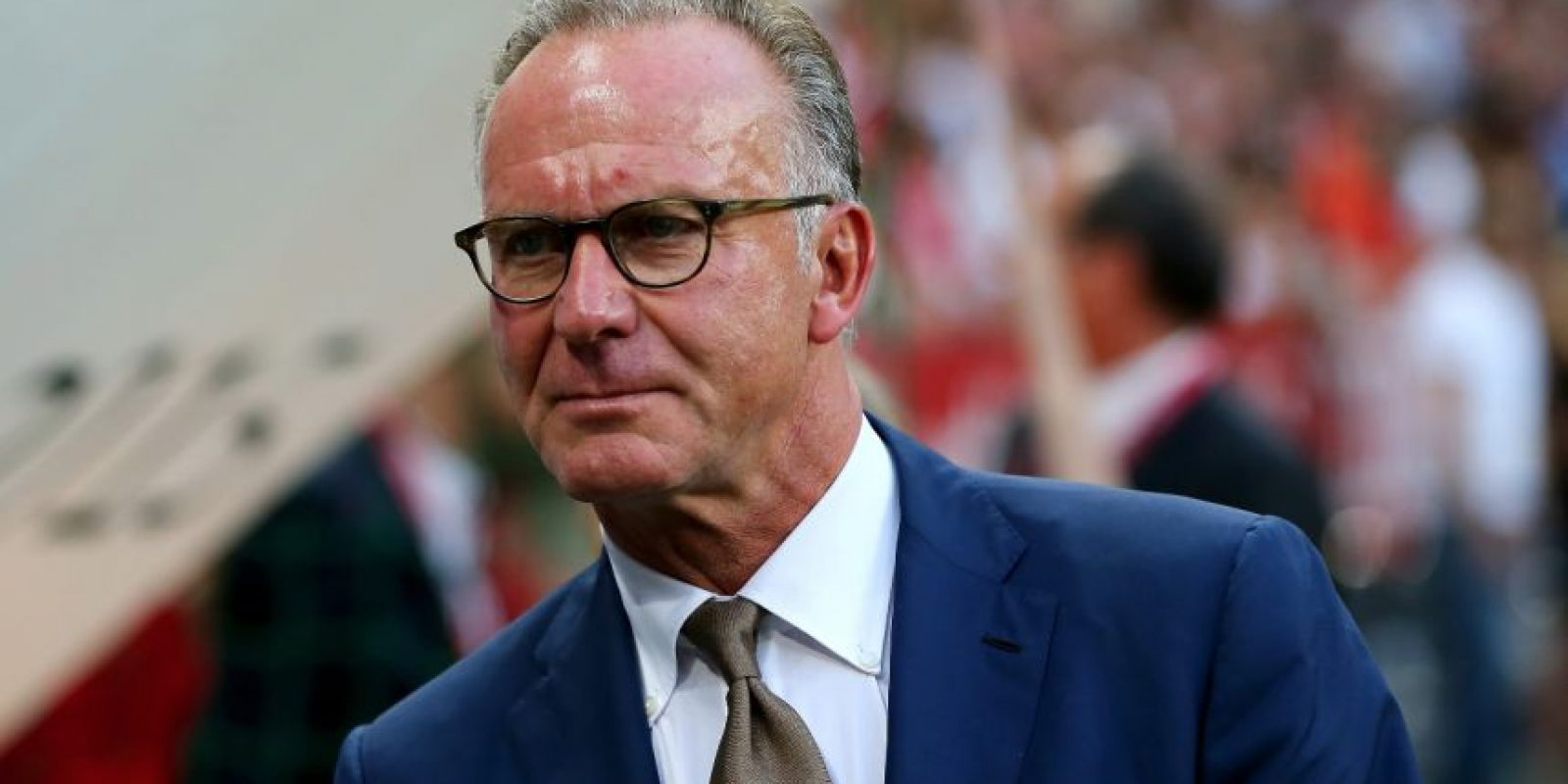 10. Karl-Heinz Rummenigge Foto: Getty Images