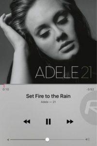 """iTunes reproducción Foto:vía """"redmonpie.com"""""""