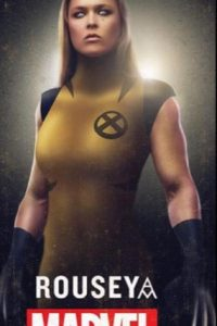 Wolverine Foto:Vía instagram.com/rondarousey