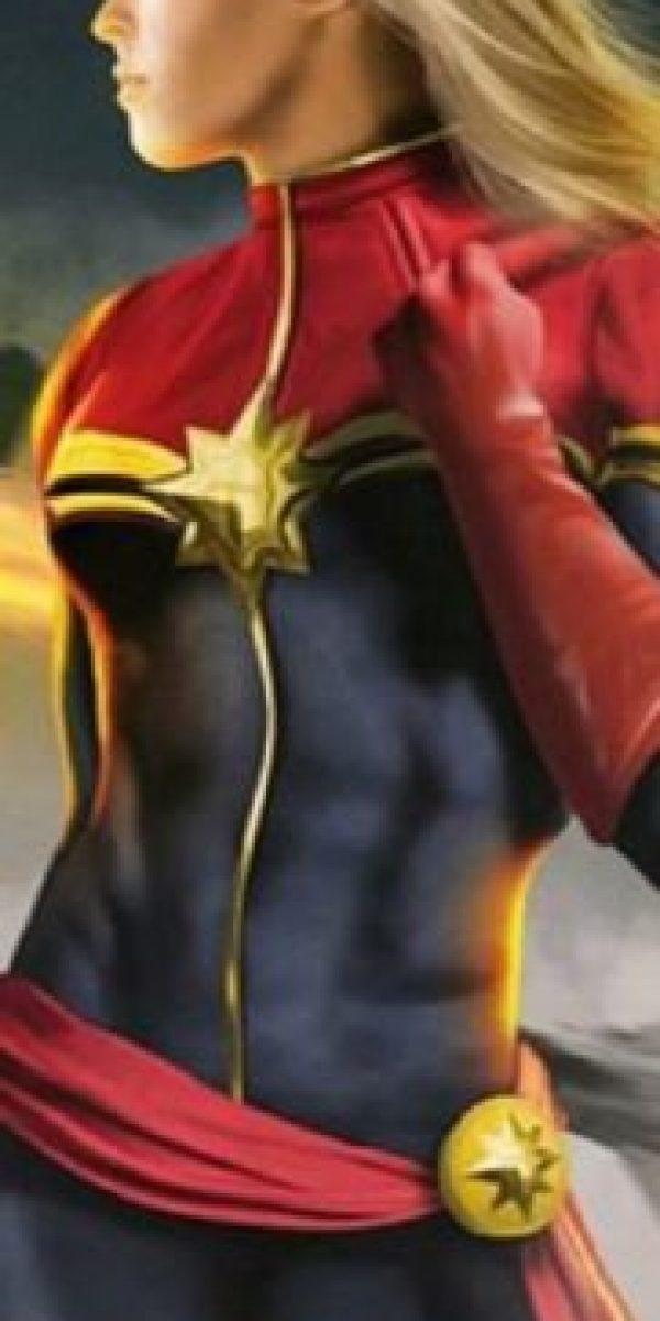 Ms. Marvel o Captain Marvel Foto:TwitterTwitterTwitter