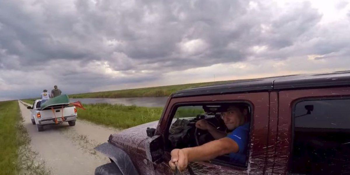 Video: Este peligroso accidente fue provocado por un