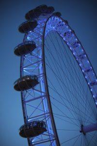 Se encuentra en Londres, Inglaterra, fue construido en 1998 y su altura es de 135 metros Foto:Getty Images