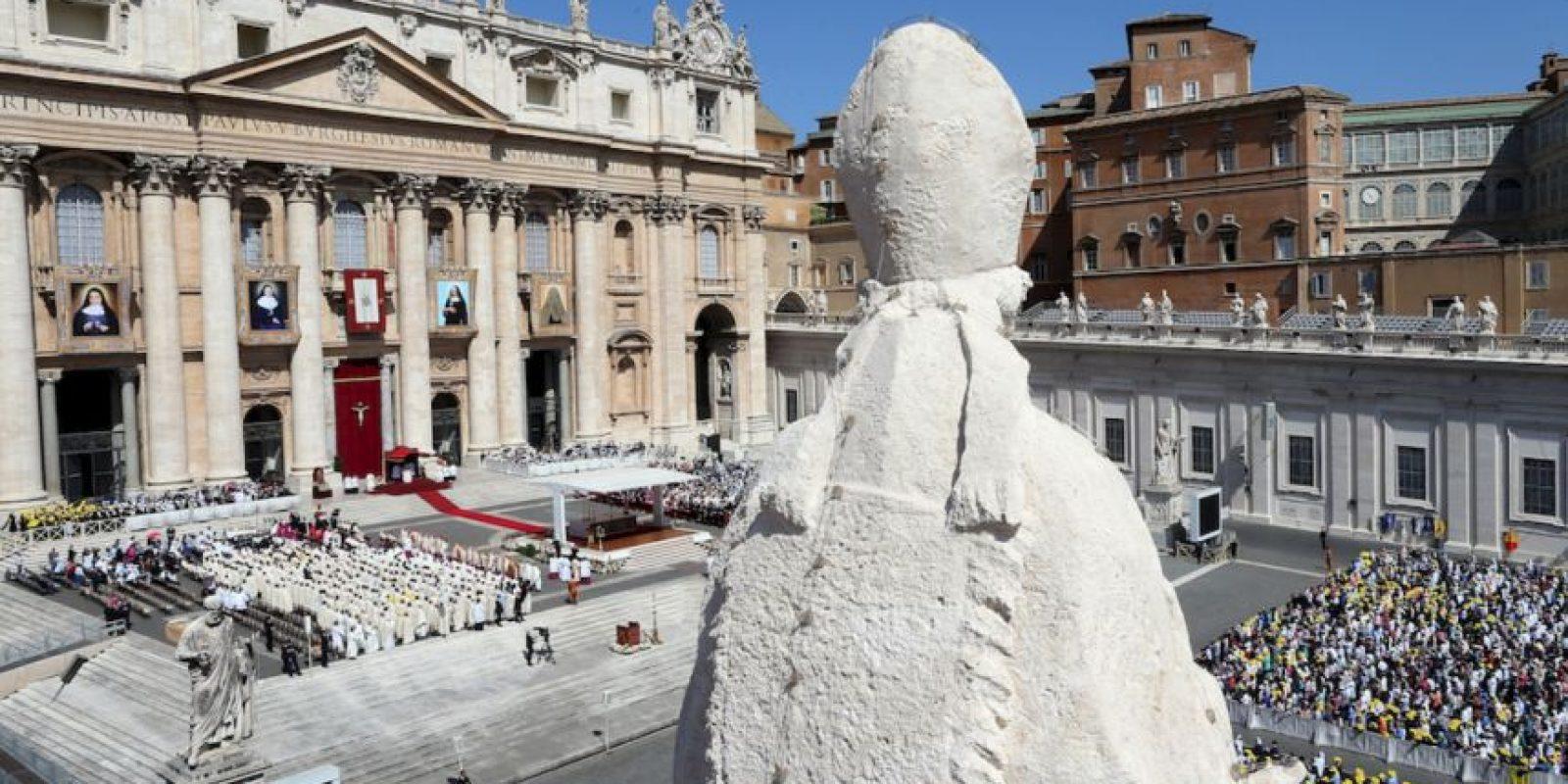 Es la sede del Papa Francisco I y donde se encuentra la Basílica de San Pedro Foto:Getty Images