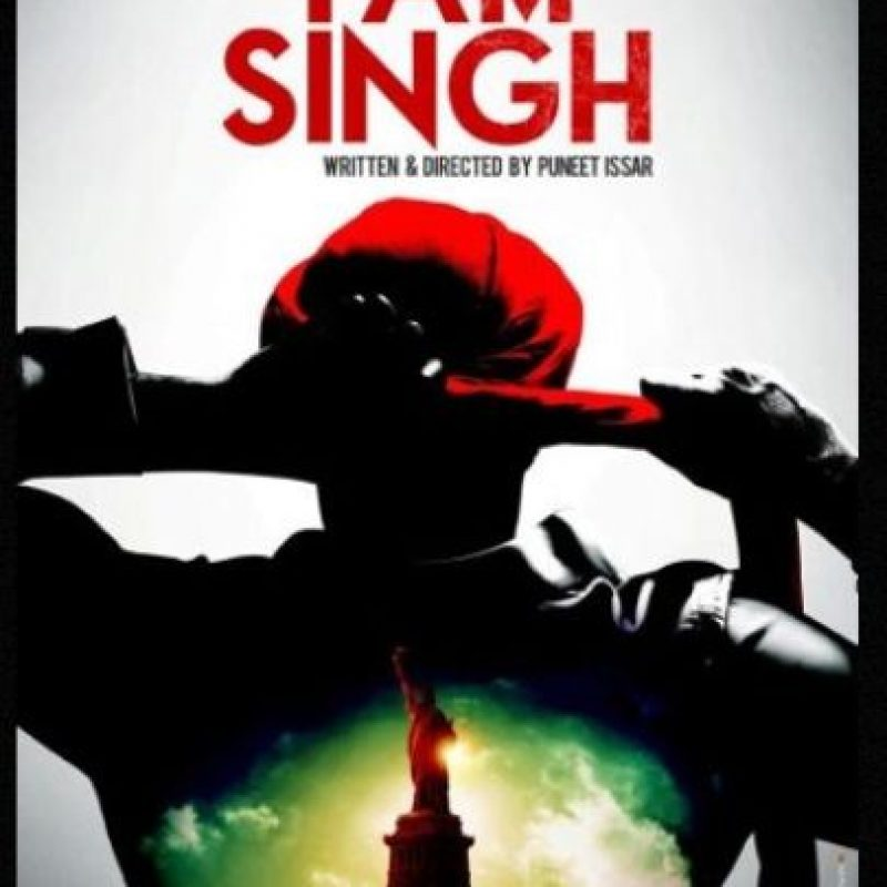 """""""I Am Singh"""" (2011) es una película de Bollywood que ofrece la visión de los inmigrantes sijistas en Estados Unidos. Foto:imdb.com"""