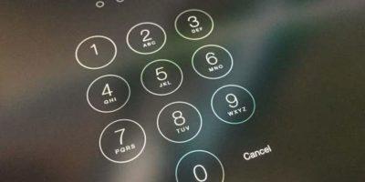 Ahora la contraseña de iPhone será más segura con 6 dígitos en vez de 4