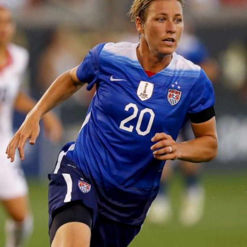 La estadounidense es la máxima goleadora de selecciones a nivel mundial Foto:Getty Images