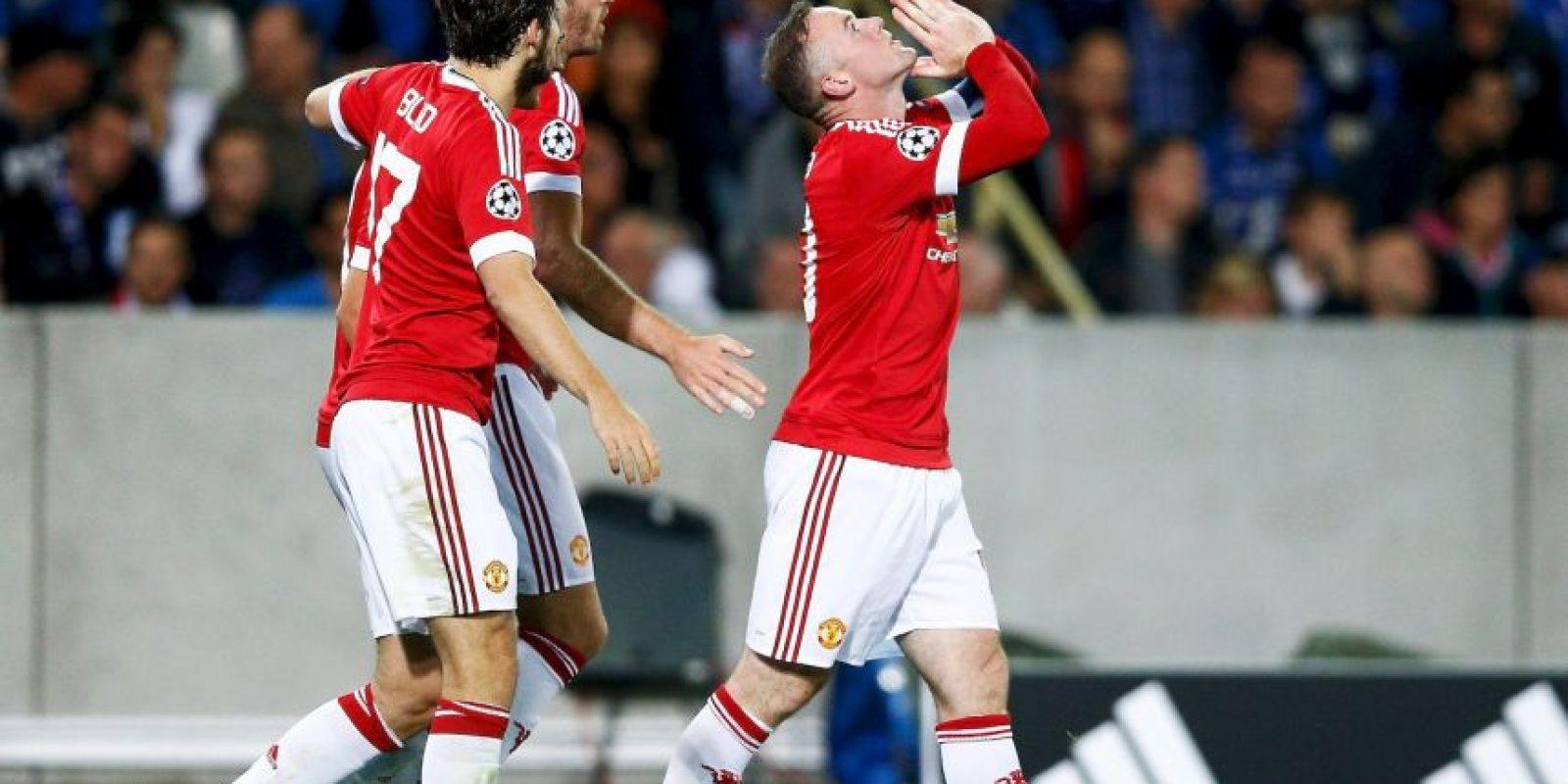 El United se encuentra en el sexto puesto de la tabla general Foto:Getty Images