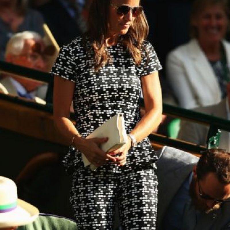 Este es el estilo de Pippa Middleton Foto:Getty Images
