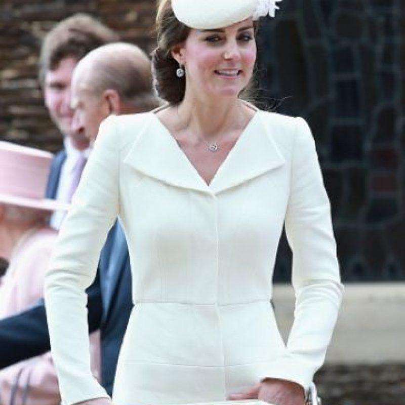 Este es el estilo de Kate Middleton Foto:Getty Images