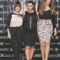 4. Dash; Kardashian Kollection. Diseñadoras. Kim, Kourtney y Khloé Kardashian Foto: Getty Images
