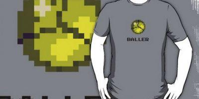 """El diseño se supone que es un balón de basquetbol Foto:Vía """"gameinformer.com"""""""