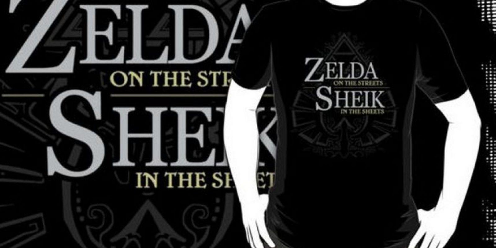 """""""Zelda en las calles, Sheik en las fichas"""". Un chiste local muy malo del videojuego """"The Legend of Zelda"""" Foto:Vía """"gameinformer.com"""""""