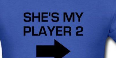 """""""Ella es mi jugador número dos"""" Foto:Vía """"gameinformer.com"""""""